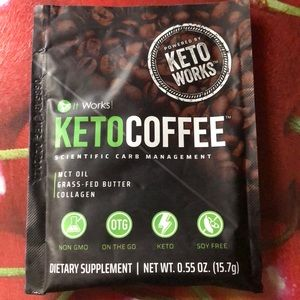 Other - Fat Burning Keto Coffee ☕️